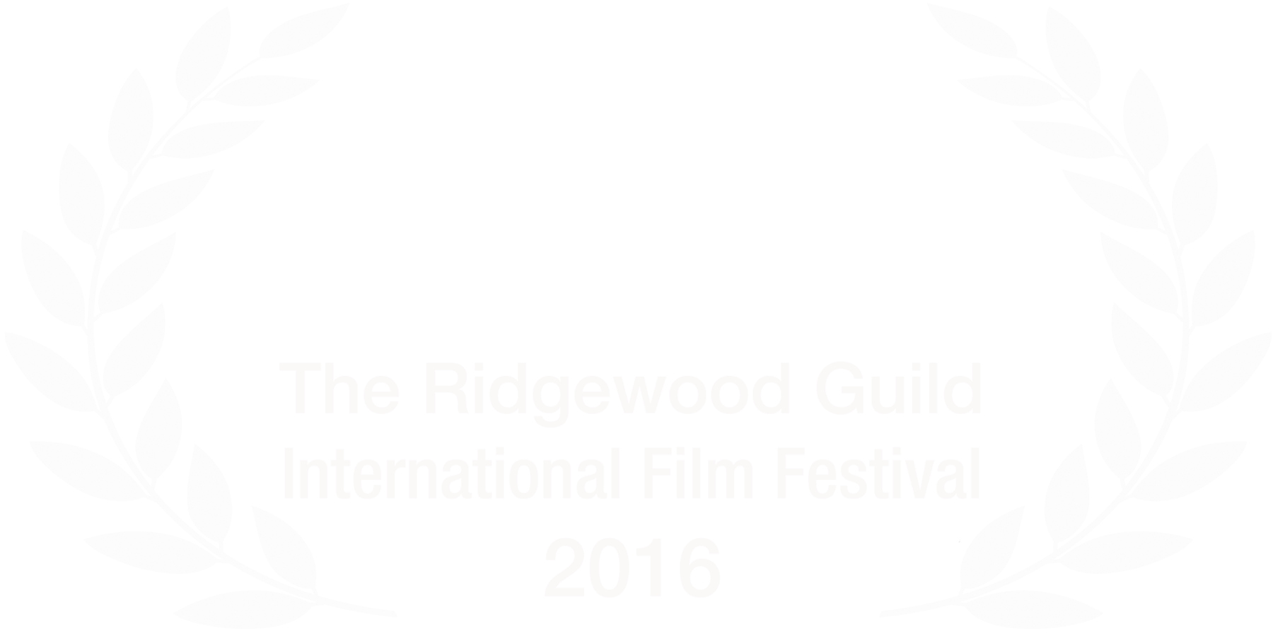 Ridewood Int'l Film Festival Best Documentary Award