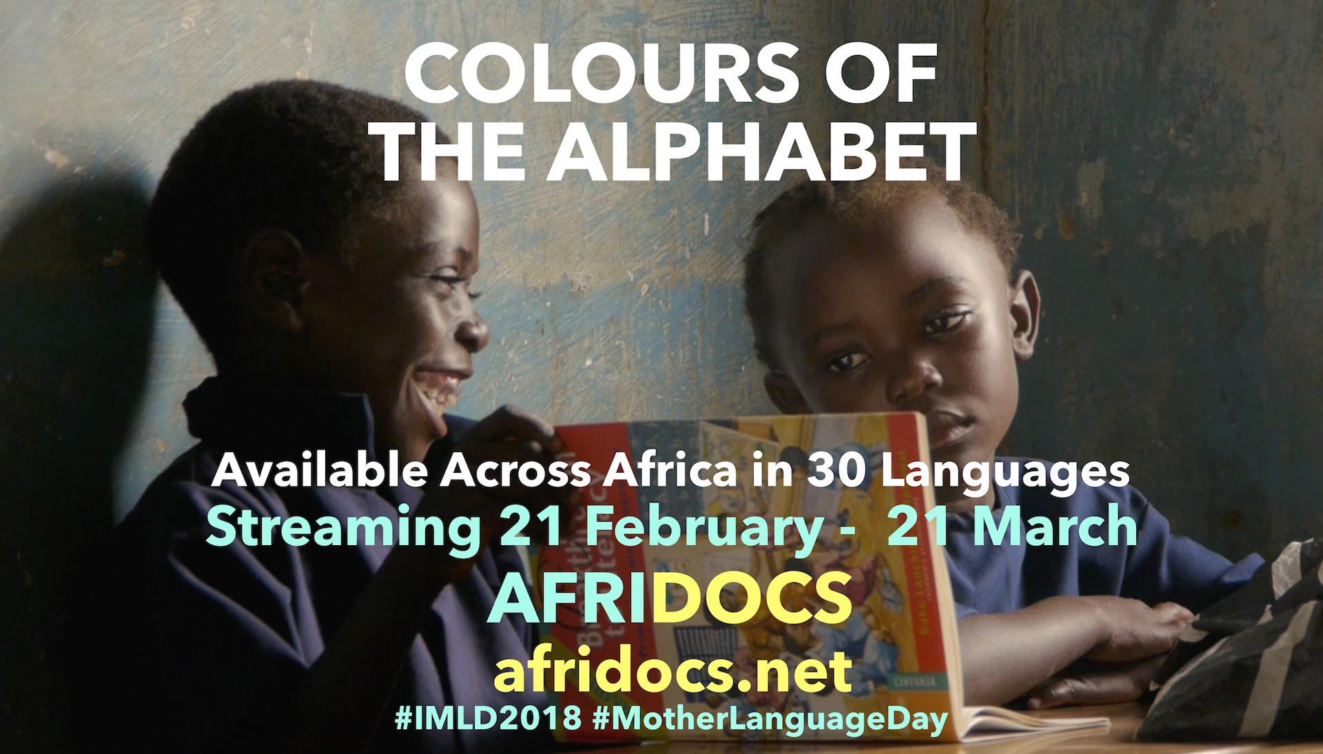 Colours of the Alphbaet Afridocs