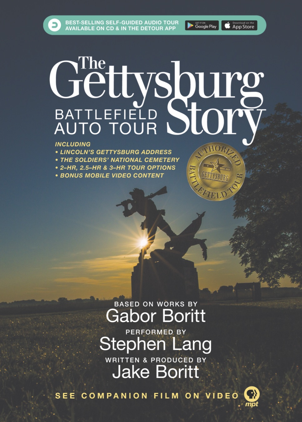 Gettysburg Story: Battlefield Auto Tour on the Detour App